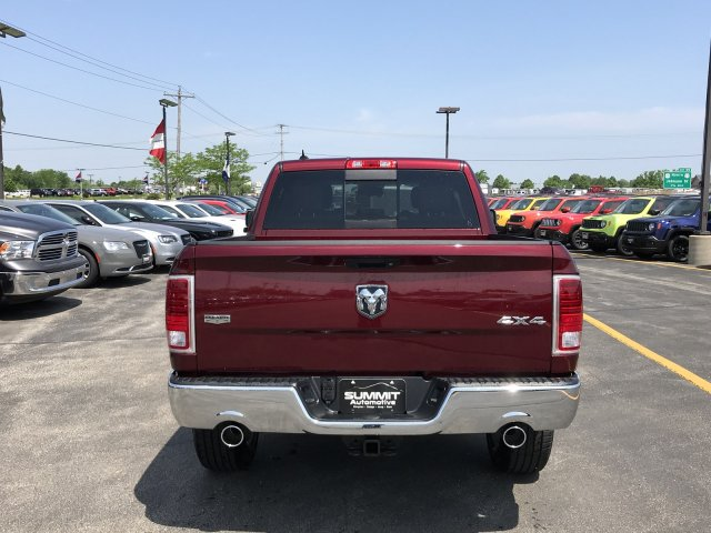 2018 Ram 1500 Crew Cab 4x4,  Pickup #8T206 - photo 15