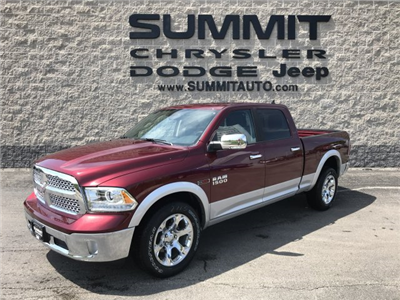 2018 Ram 1500 Crew Cab 4x4,  Pickup #8T206 - photo 1