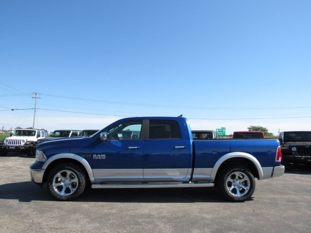 2018 Ram 1500 Crew Cab 4x4,  Pickup #8T211 - photo 4