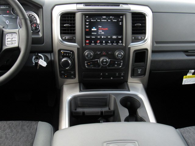 2018 Ram 1500 Crew Cab 4x4,  Pickup #8T220 - photo 8