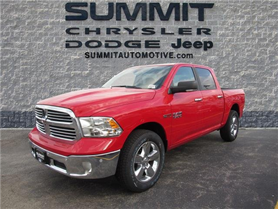 2018 Ram 1500 Crew Cab 4x4,  Pickup #8T220 - photo 1