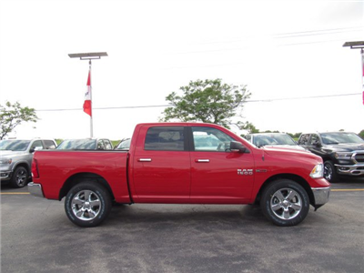 2018 Ram 1500 Crew Cab 4x4,  Pickup #8T220 - photo 4