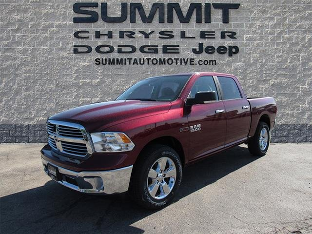 2018 Ram 1500 Crew Cab 4x4,  Pickup #8T227 - photo 1