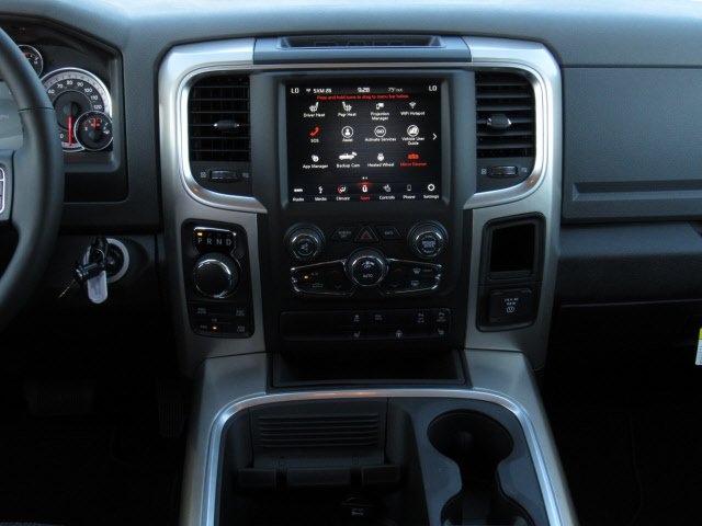 2018 Ram 1500 Crew Cab 4x4,  Pickup #8T227 - photo 7