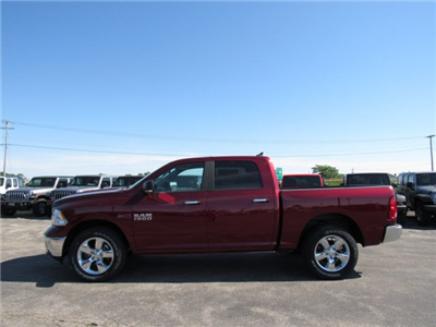 2018 Ram 1500 Crew Cab 4x4,  Pickup #8T227 - photo 4