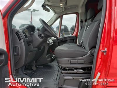 2018 ProMaster 3500 High Roof FWD,  Empty Cargo Van #8T282 - photo 5