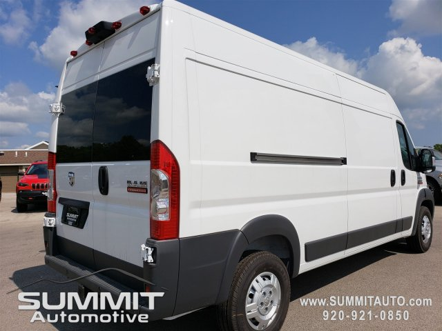 2018 ProMaster 2500 High Roof FWD,  Empty Cargo Van #8T288 - photo 16