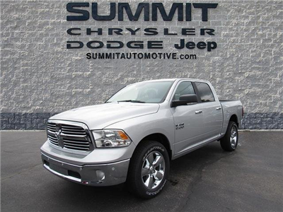 2018 Ram 1500 Crew Cab 4x4,  Pickup #8T291 - photo 1