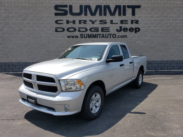 2018 Ram 1500 Quad Cab 4x4,  Pickup #8T298 - photo 1