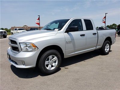 2018 Ram 1500 Quad Cab 4x4,  Pickup #8T298 - photo 19