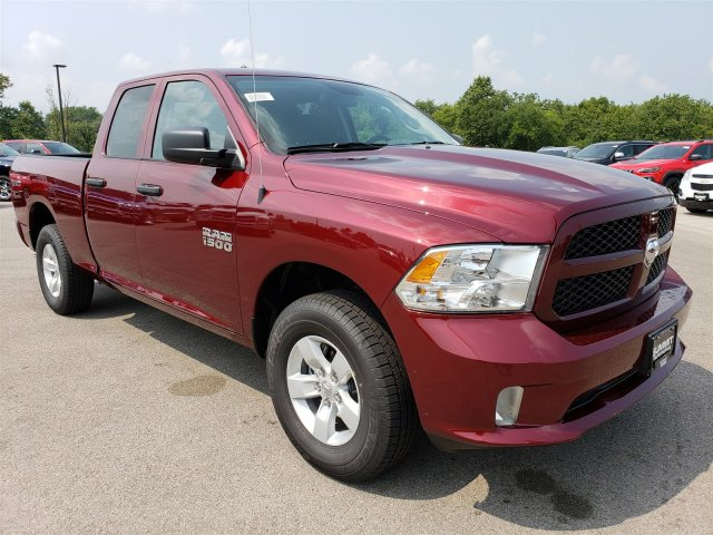 2018 Ram 1500 Quad Cab 4x4,  Pickup #8T299 - photo 17