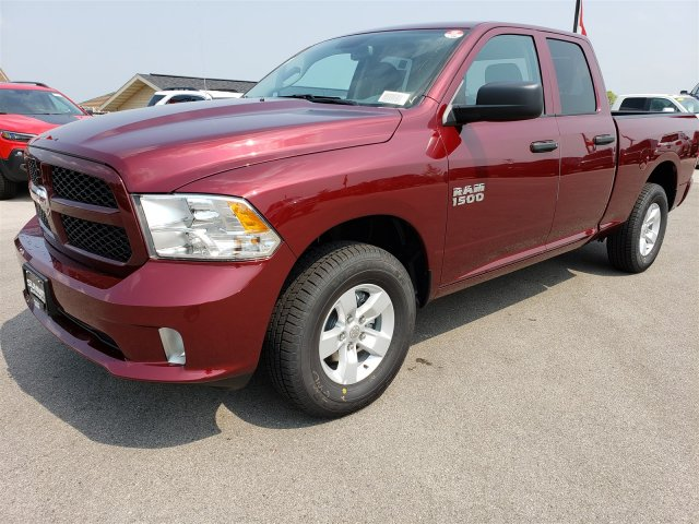 2018 Ram 1500 Quad Cab 4x4,  Pickup #8T299 - photo 20