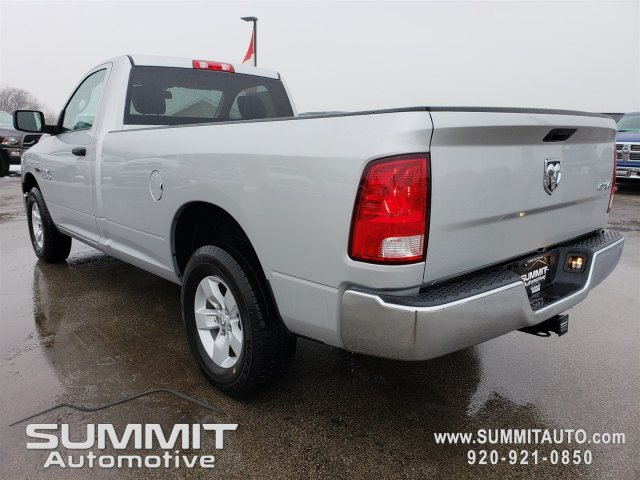 2018 Ram 1500 Regular Cab 4x4,  Pickup #8T341 - photo 2