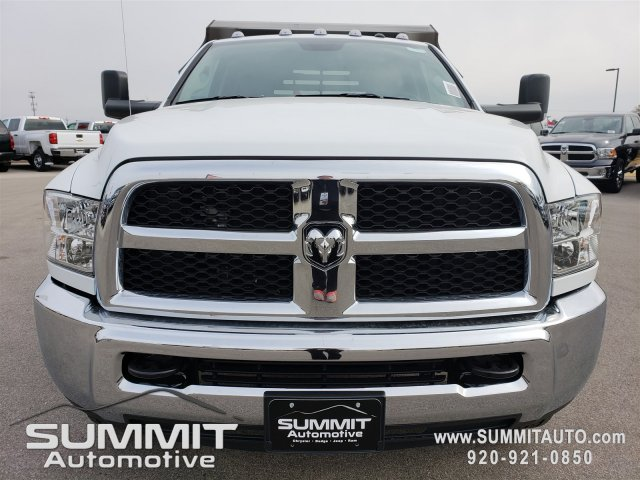 2018 Ram 3500 Regular Cab DRW 4x4,  Monroe Dump Body #8T380 - photo 15