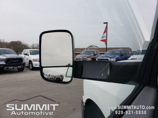 2018 Ram 3500 Regular Cab DRW 4x4,  Monroe Dump Body #8T380 - photo 4