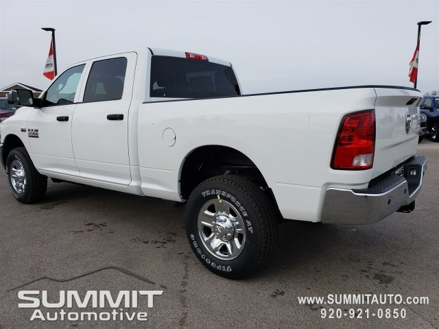 2018 Ram 2500 Crew Cab 4x4,  Pickup #8T384 - photo 2