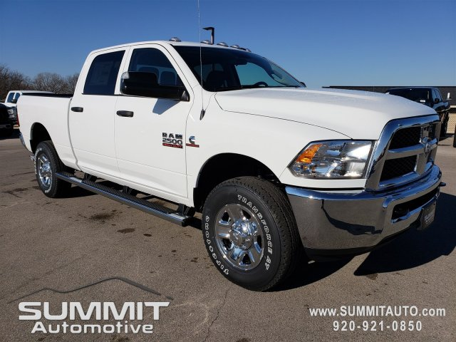 2018 Ram 2500 Crew Cab 4x4,  Pickup #8T388 - photo 3