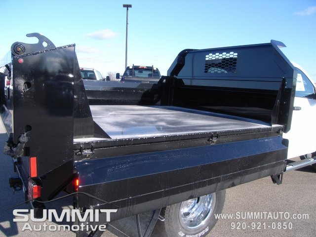 2018 Ram 3500 Regular Cab DRW 4x4,  Knapheide Dump Body #8T47 - photo 8