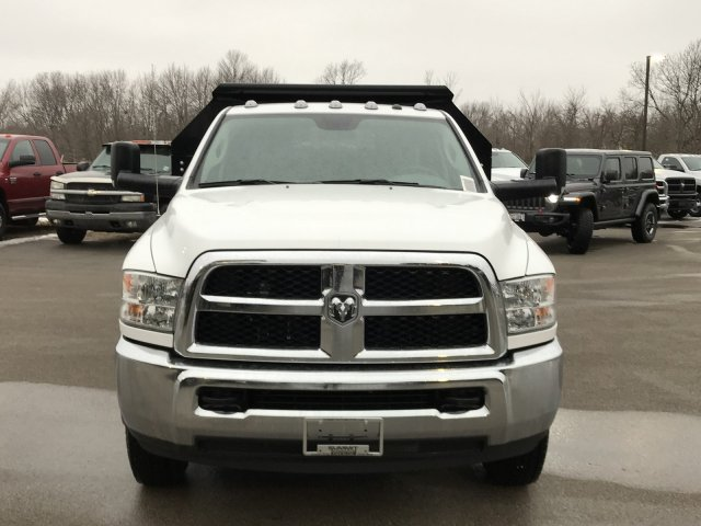 2018 Ram 3500 Regular Cab DRW 4x4,  Knapheide Dump Body #8T49 - photo 12