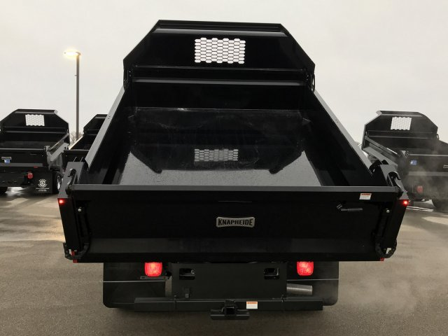 2018 Ram 3500 Regular Cab DRW 4x4,  Knapheide Dump Body #8T49 - photo 3