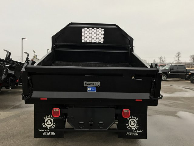 2018 Ram 3500 Regular Cab DRW 4x4,  Knapheide Dump Body #8T49 - photo 2