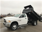 2018 Ram 3500 Regular Cab DRW 4x4,  Knapheide Dump Body #8T49 - photo 1