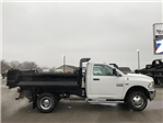 2018 Ram 3500 Regular Cab DRW 4x4,  Dump Body #8T49 - photo 11