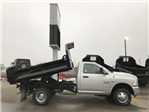 2018 Ram 3500 Regular Cab DRW 4x4,  Dump Body #8T49 - photo 14