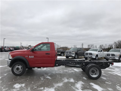 2018 Ram 5500 Regular Cab DRW 4x4,  Cab Chassis #8T67 - photo 15
