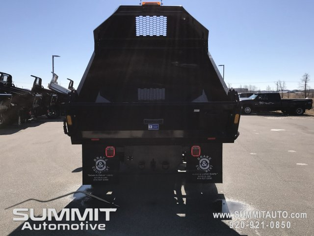 2018 Ram 3500 Regular Cab DRW 4x4,  Knapheide Rigid Side Dump Body #8T71 - photo 22