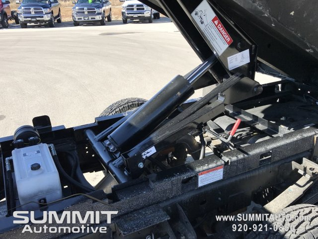 2018 Ram 3500 Regular Cab DRW 4x4,  Knapheide Dump Body #8T71 - photo 23