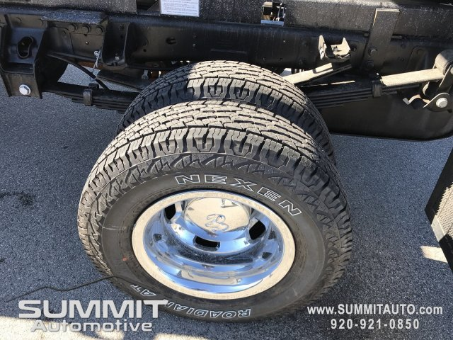 2018 Ram 3500 Regular Cab DRW 4x4,  Knapheide Dump Body #8T71 - photo 27