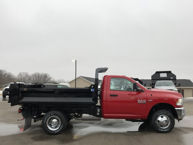 2018 Ram 3500 Regular Cab DRW 4x4,  Knapheide Dump Body #8T75 - photo 21