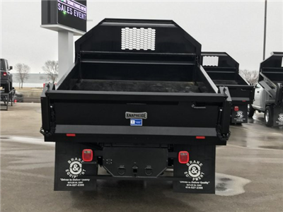 2018 Ram 3500 Regular Cab DRW 4x4,  Knapheide Rigid Side Dump Body #8T75 - photo 3