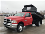 2018 Ram 3500 Regular Cab DRW 4x4,  Knapheide Dump Body #8T75 - photo 1