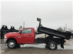 2018 Ram 3500 Regular Cab DRW 4x4,  Dump Body #8T75 - photo 1