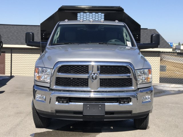 2018 Ram 3500 Regular Cab DRW 4x4, Dump Body #8T76 - photo 16