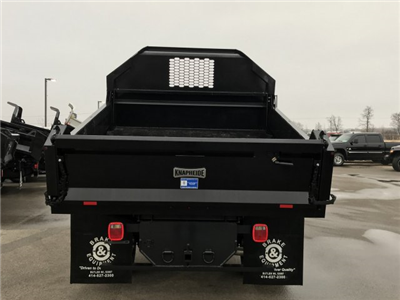 2018 Ram 3500 Regular Cab DRW 4x4, Dump Body #8T76 - photo 2