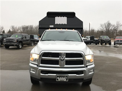 2018 Ram 3500 Regular Cab DRW 4x4, Dump Body #8T77 - photo 4