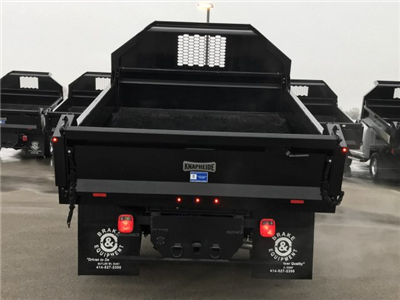 2018 Ram 3500 Regular Cab DRW 4x4, Dump Body #8T77 - photo 2