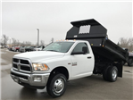 2018 Ram 3500 Regular Cab DRW 4x4,  Knapheide Dump Body #8T77 - photo 1