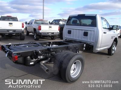 2018 Ram 3500 Regular Cab DRW 4x4, Cab Chassis #8T82 - photo 4