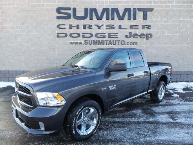 2018 Ram 1500 Quad Cab 4x4 Pickup #8T85 - photo 1