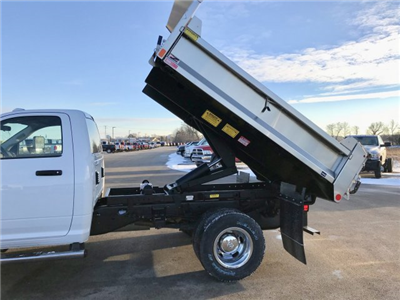 2018 Ram 3500 Regular Cab DRW 4x4 Dump Body #8T95 - photo 5