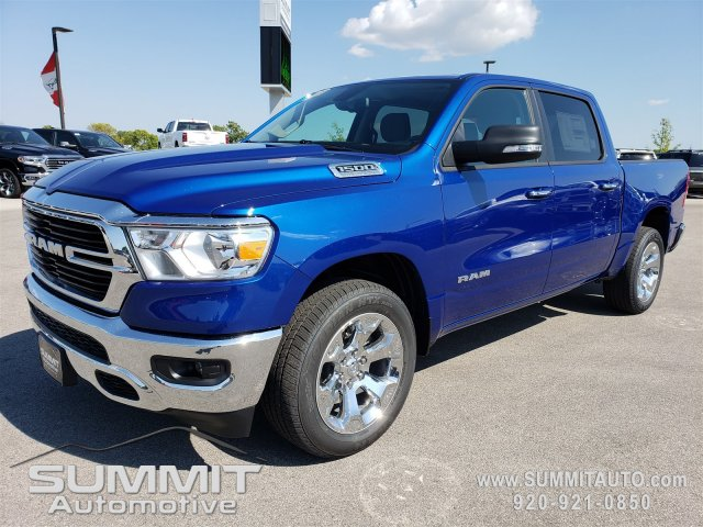 2019 Ram 1500 Crew Cab 4x4,  Pickup #9T110 - photo 20