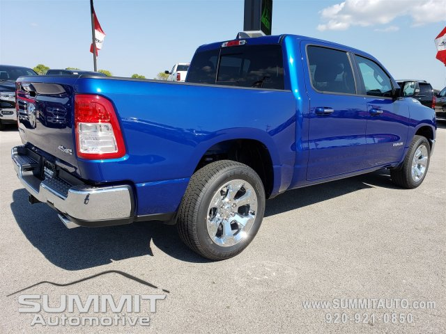 2019 Ram 1500 Crew Cab 4x4,  Pickup #9T110 - photo 22