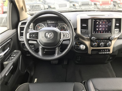 2019 Ram 1500 Crew Cab 4x4,  Pickup #9T31 - photo 4