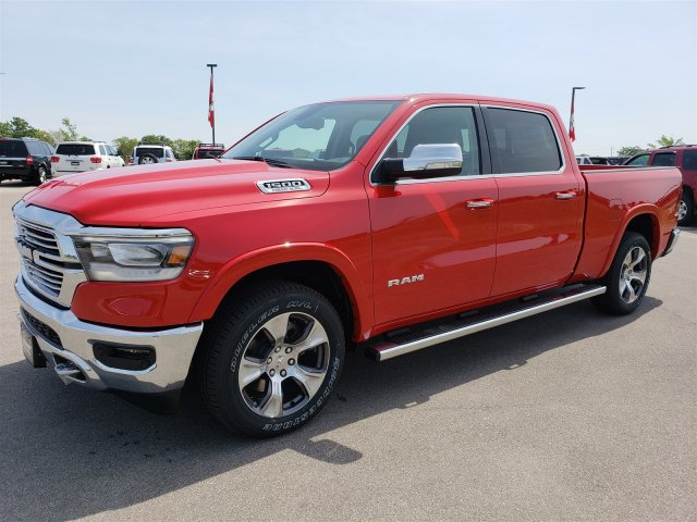 2019 Ram 1500 Crew Cab 4x4,  Pickup #9T52 - photo 17