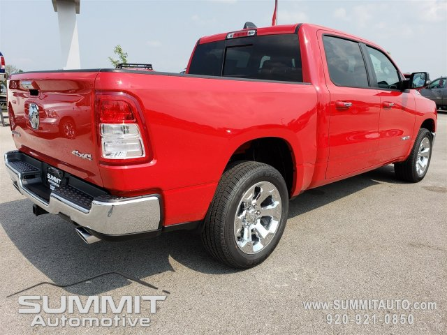 2019 Ram 1500 Crew Cab 4x4,  Pickup #9T61 - photo 4
