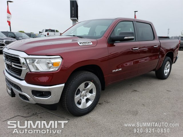 2019 Ram 1500 Crew Cab 4x4,  Pickup #9T95 - photo 20